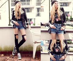 Sometimes you've gotta fall before you fly. (by Lina Tesch) http://lookbook.nu/look/4281527-sometimes-you-ve-gotta-fall-before-you-fly
