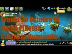 Plants vs Zombies 2 - Evento/Plantas Edición Especial - 25 Octubre'16 - ...