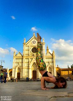 Italy is not all about Pasta, Pizza, and Gelato. Yogi, Shari Hochberg  shares her tips for embracing your inner la bellafigura during your next  trip to Firenze!
