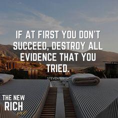 Right? Lol  Follow @the_new_rich_me  #success #successquotes #motivation #mindset #millionairemindset #lifestylequotes #inspirationalquotes #hustle #entrepreneur #entrepreneurship #business #selfemployed #focus #goals #motivationalquotes #believeinyourself #quote #quoteoftheday #grind
