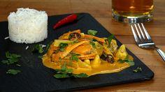 Raffiniertes Curry (Rezept mit Bild) von Chefkoch-Video | Chefkoch.de