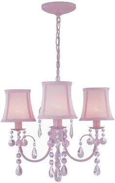Tadpoles 1 light pink chandelier shade shiny pinterest pink the gina pink chandelierrfect for a little girls or tweens bedroom pink perfect aloadofball Gallery