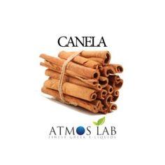 E-Líquido ATMOS LAB Canela 10 ml