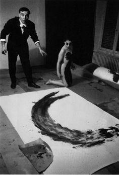 Yves Klein,