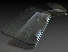 sleek keyboard