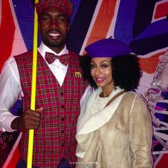 Couples costume: Coming to America Black Couple Halloween Costumes, Costumes For Black Women, Adult Halloween Party, Halloween 2019, Halloween Ideas, Dress Up Costumes, Movie Costumes, Diy Costumes, Costume Ideas