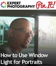 How to Use Window Light for Portraits