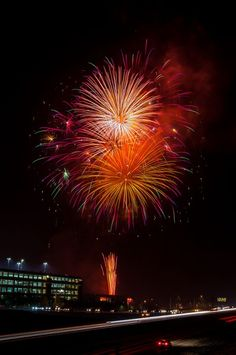Fireworks Photography Tips and Camera Settings