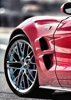 Corvette ZR1....LOVE THESE WHEELS! - LGMSports.com