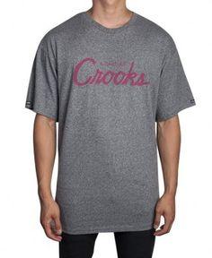 Crooks & Castles - Team Crooks T-Shirt - $36
