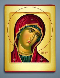 Религиозное искусство Religious Images, Religious Icons, Religious Art, I Love You Mother, Mother Mary, Madonna, Religious Paintings, Byzantine Icons, Biblical Art
