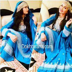#hazaragi #dress #afghan More