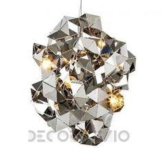#lighting #celling_lamp #cellinglamp #interior #design Светильник  потолочный подвесной Brand Van Egmond Fractal, FRACH40ST изображение
