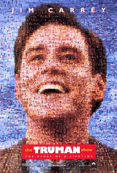 DREGstudios! The Artwork of Brandt Hardin: The 32 Greatest COMING of AGE MOVIES - The Truman Show