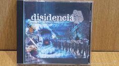 DISIDENCIA. BIENVENIDOS A OCCIDENTE. CD / BKT. 14 TEMAS / LIGERAS MARCAS DE USO.