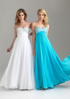 Cheap Blue Bridesmaid Dresses