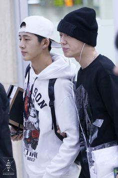 B.I, Bobby #iKON #Mix&Match #YG