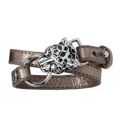 "UNTAMED, 6.5-7.5"" wrap bracelet"