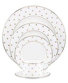 KSNY Dinnerware, Larabee Road 5pc $139