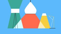 A fun minimal frame for a pitch for some fancy Phillips light bulbs.