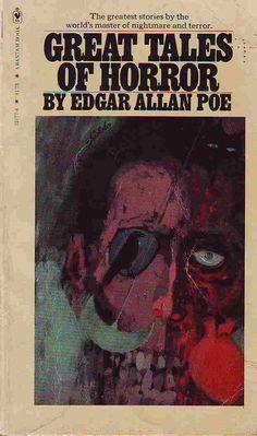 Edgar Allen Poe - love his creepy stories