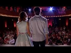 They are in love. Leonetta 4 ever Disney Channel, Film Dance, Disney Marvel, Her Music, Tarzan, Soundtrack, Love Story, To My Daughter, It Cast