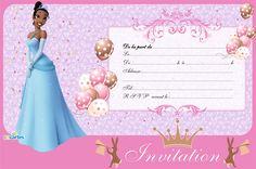 carte invitation anniversaire a imprimer gratuit fille