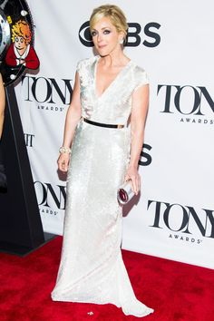 Tony Awards: 25 Best Style Moments From the Carpet Jane Krakowski, Cate Blanchett, Red Carpet Fashion, American Actress, Cool Style, Awards, Actresses, In This Moment, Formal Dresses