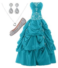 """""""Untitled #753"""" by kiddo22 on Polyvore featuring Tiffany & Co. and Kate Spade"""