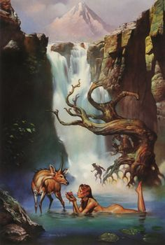 More than 1600 pictures of Boris Vallejo and Julie Bell, a biography and where to find books on internet. Boris Vallejo, Julie Bell, Fantasy Artwork, Bell Art, Luis Royo, Sword And Sorcery, Fantasy Kunst, Wow Art, Art Graphique