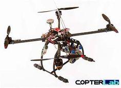 Quadcopter Tarot Iron Man 650