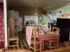 1940s kitchen  3