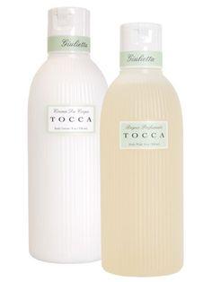 Tocca Giulietta Body Wash & Lotion
