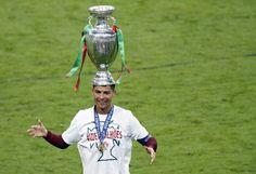 Ein Kind, ein Hampelmann, ein Weltfußballer: Cristiano Ronaldo