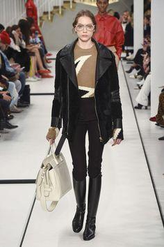 Tod's, Otoño/Invierno 2017, Milán, Womenswear