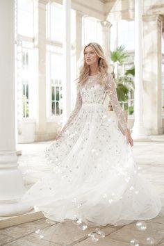 Needle & Thread 2017 Bridal Collection - Wedding Dresses  Pinned by Chrissy Kapp Blair Pinterest.com #weddingdresses  Beautiful Bride