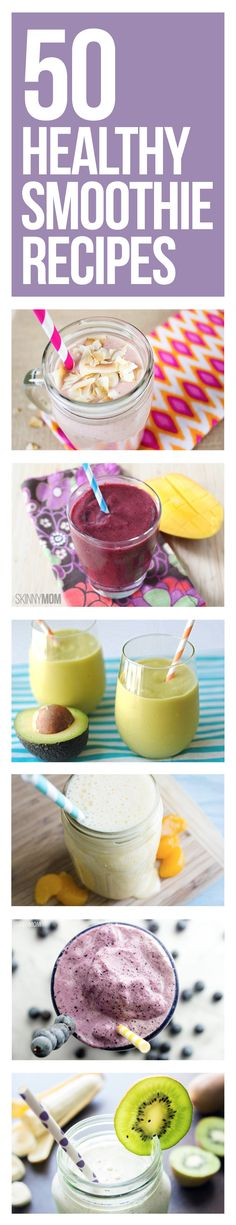 These skinny drinks are delicious and healthy!