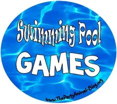 Swimming Pool Games that are Fun for the Kids | ThePartyAnimal-Blog