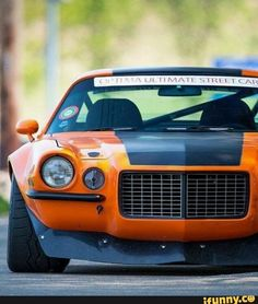 1970 Camaro Split Bumper