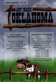 Auf nach Oklahoma