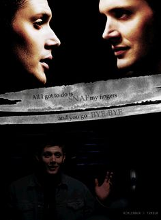 All I have to do... 3x10 Dream A Little Dream Of Me #Supernatural #SPNS3