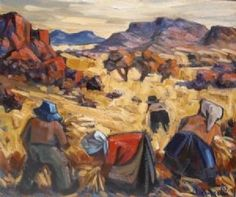 Art Painting by Hennie Niemann Snr includes Harvesters, this example of Contemporary Art has inspired this exceptionally talented artist. View other Paintings by Hennie Niemann Snr in our Online Art Gallery. Affordable Art, Online Art Gallery, Contemporary Art, Artist, Painting, Inspiration, Expressionism, Painting Art, Biblical Inspiration