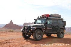 Alpha Expedition - GOBI Jeep JK 4 Door Ranger Rack, $1,597.06 (http://www.alphaexpedition.com/jeep-jk-4-door-ranger-rack/)