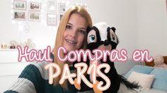 Haul compras en Paris / Too Faced y mi peluche de Disney