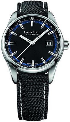 Louis Erard Watch Heritage Sport Date
