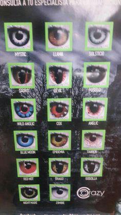 b1a219516ae4b 15 mejores imágenes de lentes de contacto