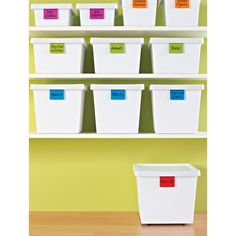 TAGstore™ Boxes | Happy Organized Home SALE $5.99 - $11.99