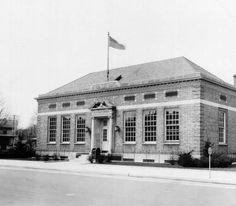 Auburn post office :: Historic Photos    DeKalb co.