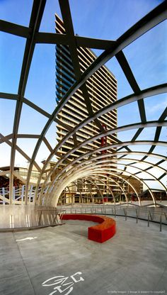 Webb Bridge ~ Melbourne, Australia ~ Denton Corker Marshall Architects. Visit the slowottawa.ca boards >> http://www.pinterest.com/slowottawa