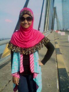 @Barelang Bridge (Batam)